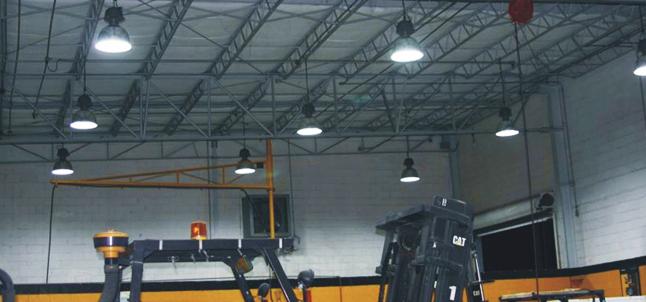 Oświetlenie przemysłowe LED - BrasiT