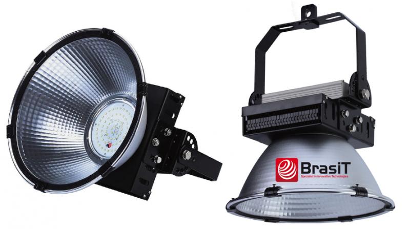 lampa przemysłowa LED - BrasiT