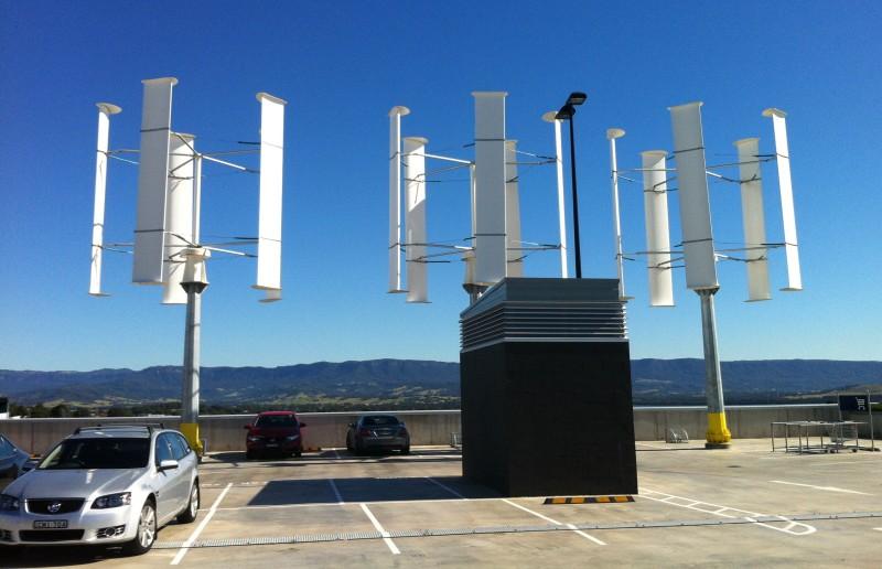10kw Turbines