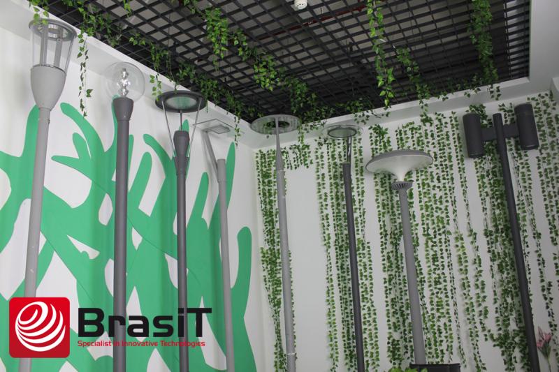 Ogrodowe Lampy LED - BrasiT