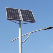 Solarna lampa uliczna - BrasiT