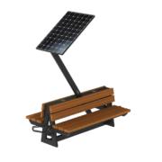 Ławka solarna