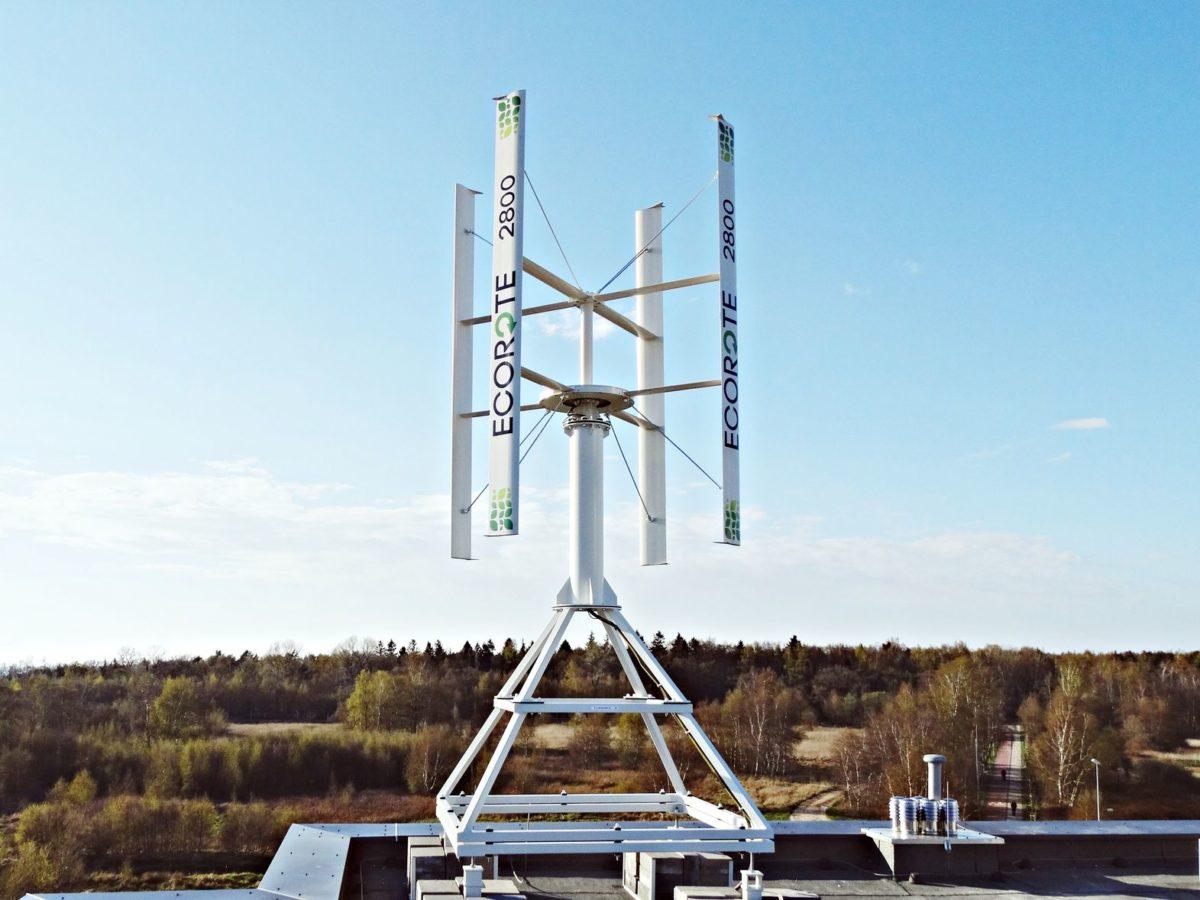 Elektrownia wiatrowa HIP-V 2,8kW