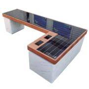 Ławka solarna sSEC10