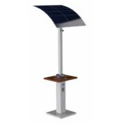Solarna Stacja Ładowania SSL05